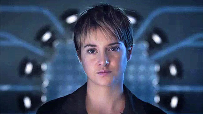 The Divergent Series Insurgent - инсургент
