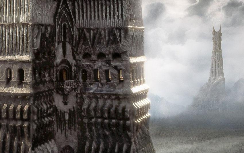 Властелин колец - Две башни