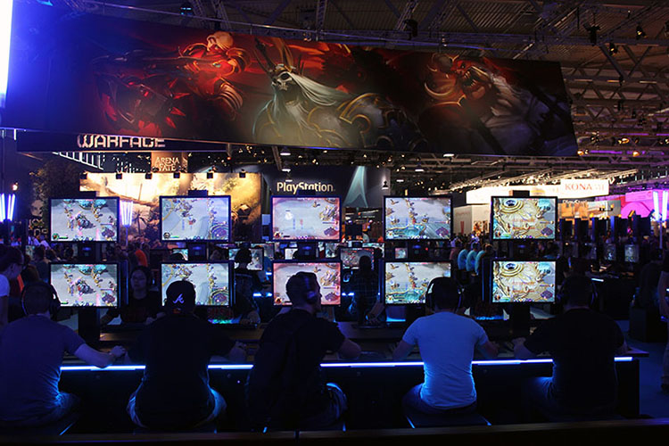 Gamescom 2015 - Blizzard