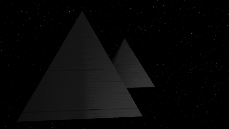 Чёрная пирамида