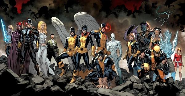 Новости фантастики - X-Men
