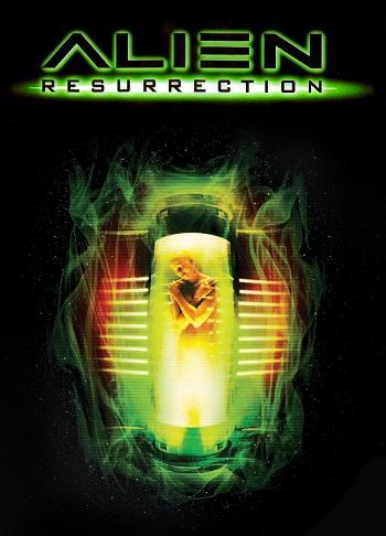 чужой 4 воскрешение