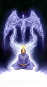 """глава 1 книги """"Дитя Света: Рождение легенды"""" под названием """"Незваный гость""""."""