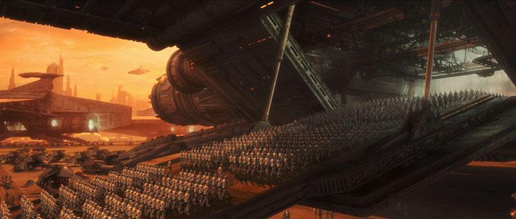 Звёздные войны: Атака клонов - эпизод 2