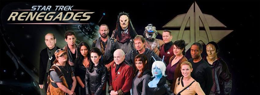 Star Trek Renegades - звёздный путь отступники