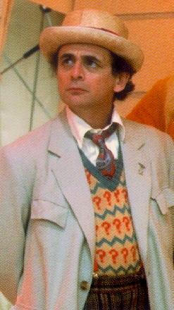 Доктор Кто - седьмой доктор