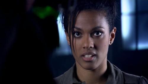 доктор кто - Марта Джонс