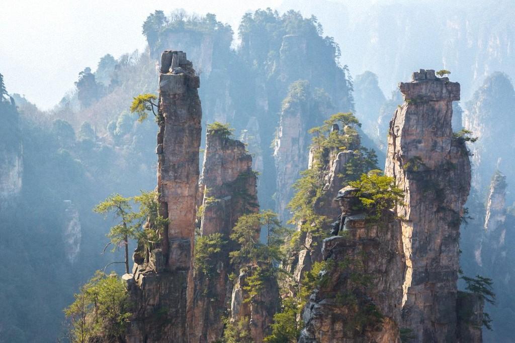 Аватар - горы Пандоры