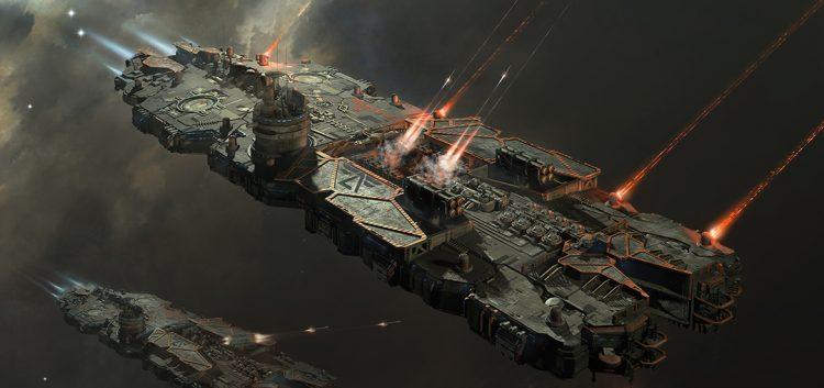 Орбитальный крейсер «Стакс»