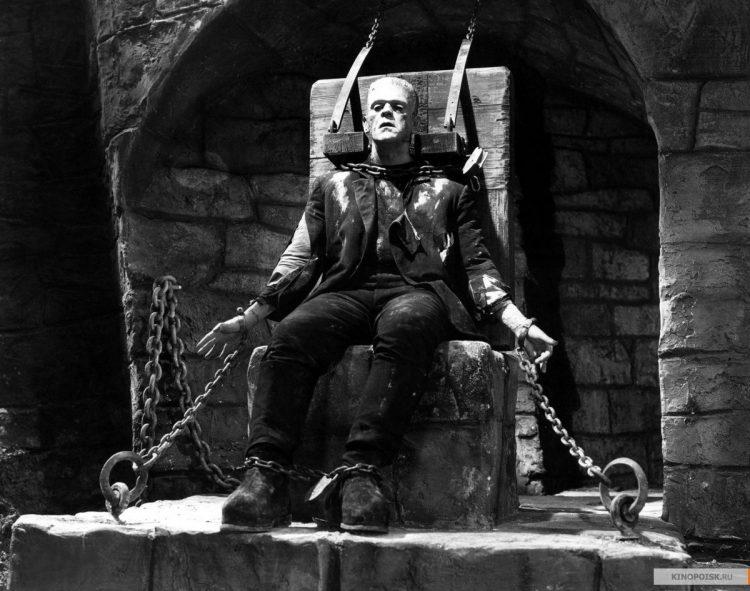 """""""Франкенштейн"""" - роман великой бунтарки"""