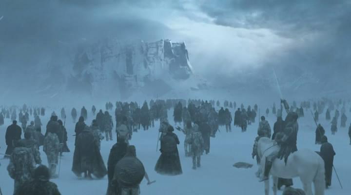 Сценарий седьмого сезона «Игры престолов» повергает в ужас даже актёров