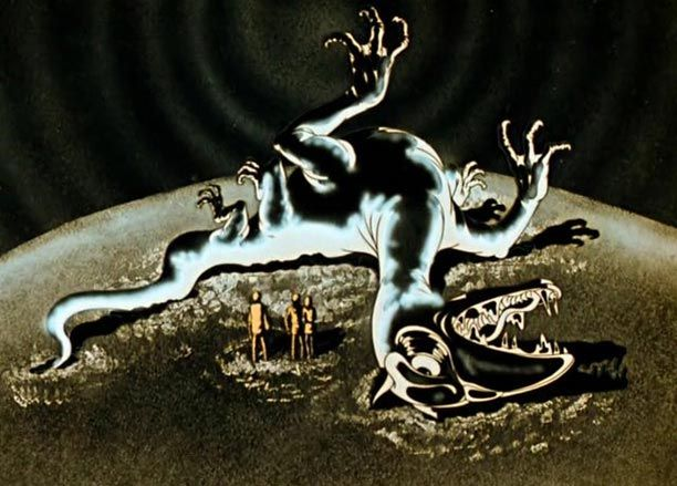 Советская анимация в жанре Sci-Fi