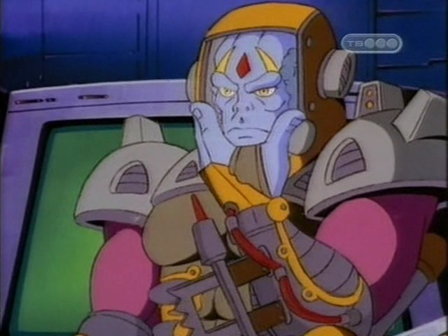 Анимационные сериалы в жанре Sci-Fi 90-х 2
