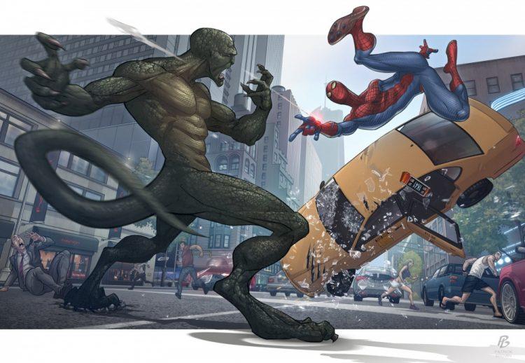 Человек-паук - самый удачный проект Марвел