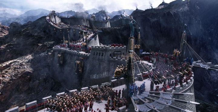 """""""Великая стена"""" - китайцы против... зергов"""