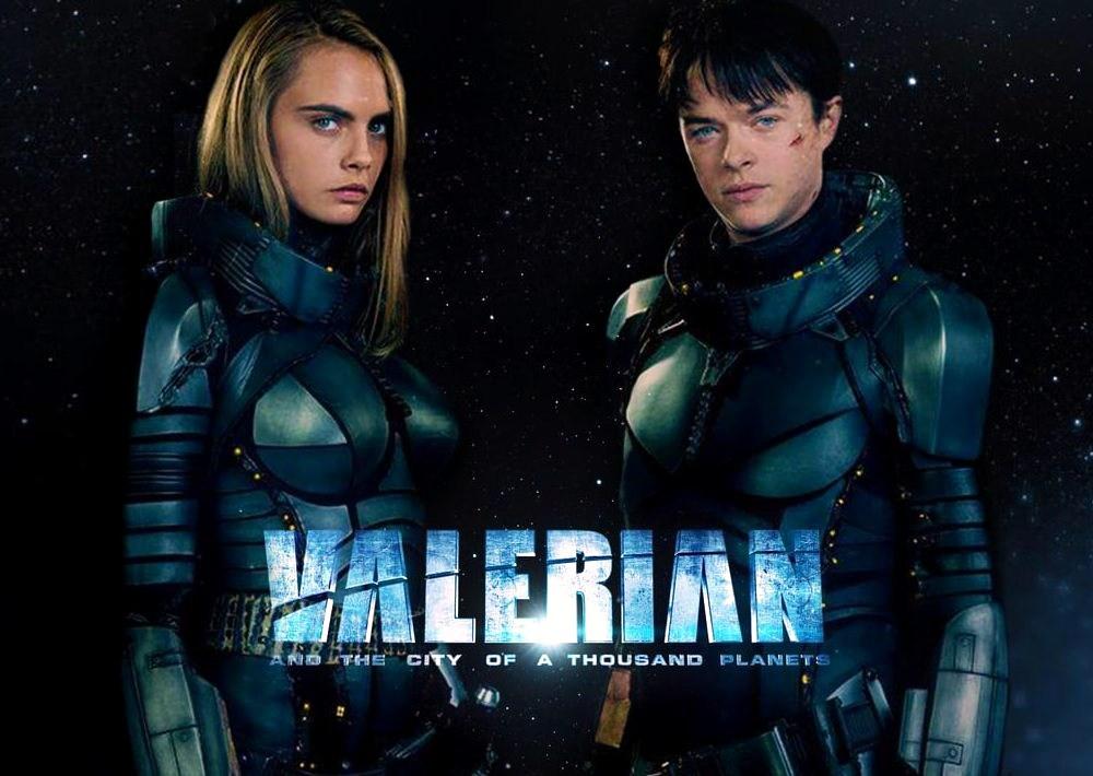 «Валериан» - новый элемент? Или просто очередной «изотоп»? - рецензия на фильм 1