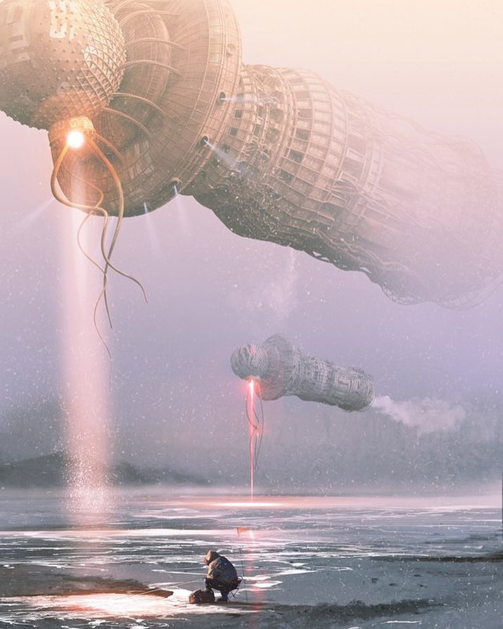 Sci-Fi - Научная фантастика