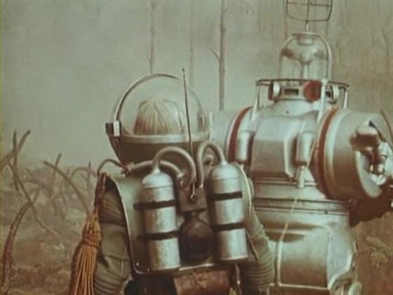 Роботы советской сборки