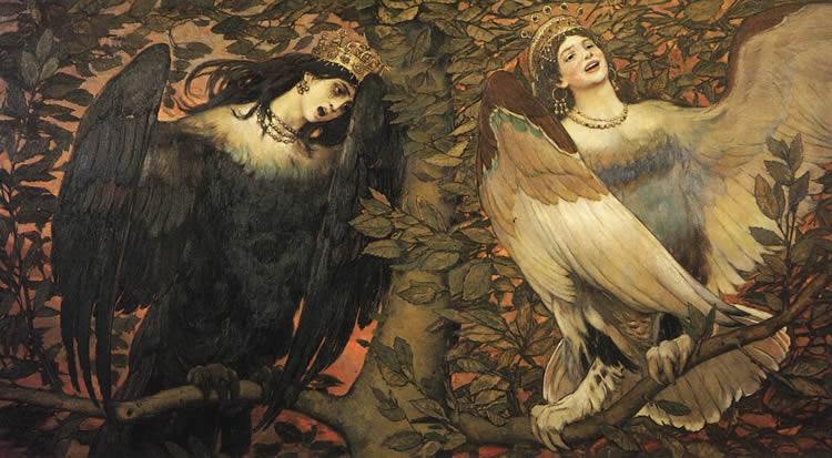 женщины-птицы - женщины птицы