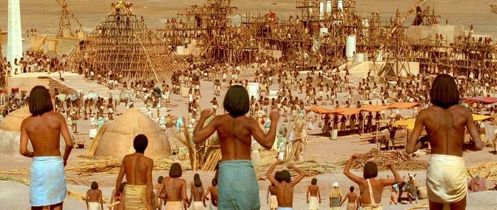 Египет в фантастике