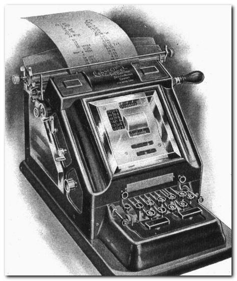 Компьютеры и прочие счётные машины