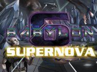 обложка Суперновы
