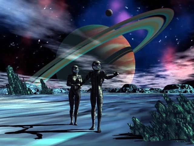 Сатурн - планета колец