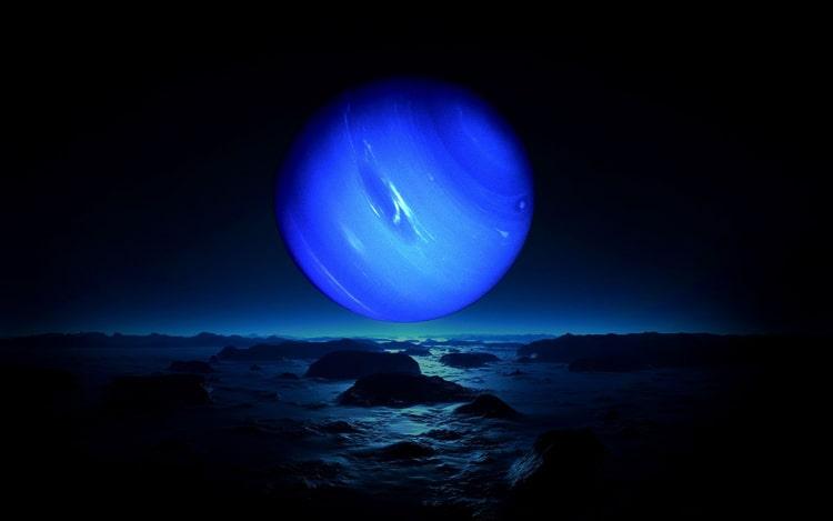 Нептун - планета ледяной гигант
