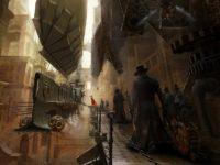 Факторы развития английской фантастики (краткий экскурс)