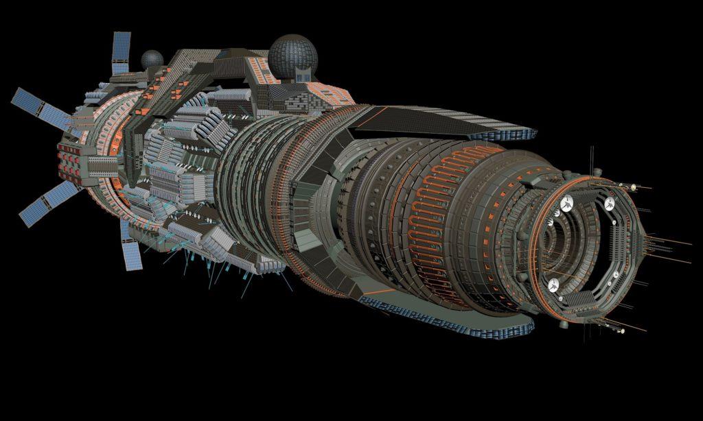 """Обновление станции """"Вавилон-6"""" - продолжение 11"""
