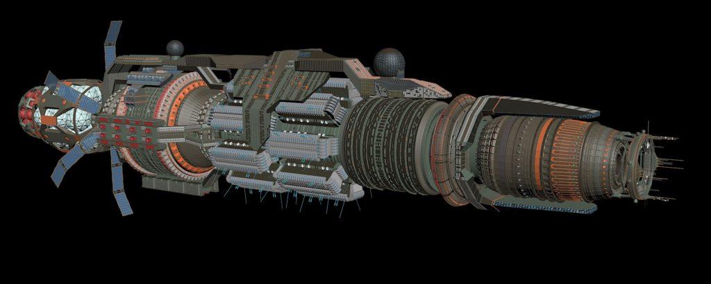 """Обновление станции """"Вавилон-6"""" - продолжение 12"""