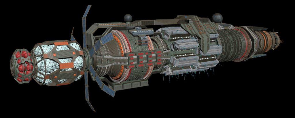 """Обновление станции """"Вавилон-6"""" - продолжение 14"""