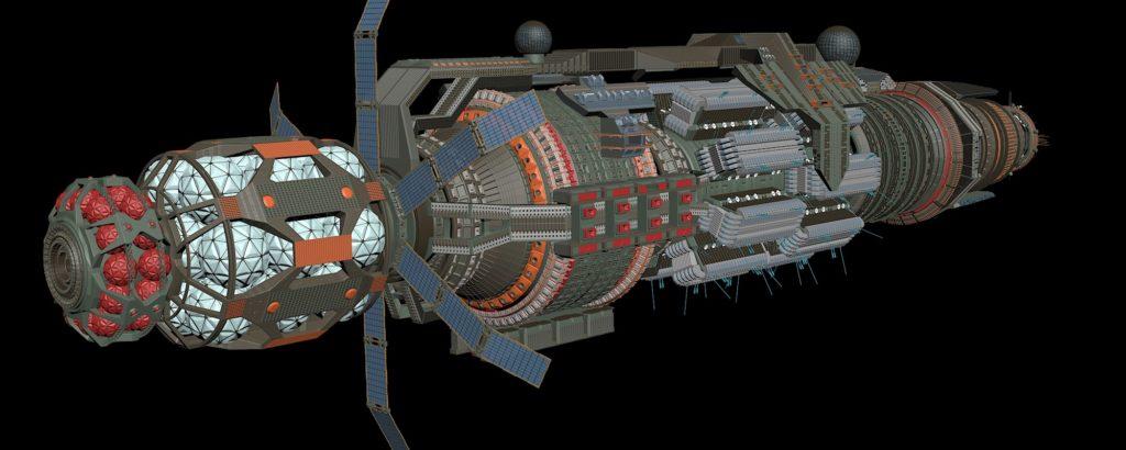 """Обновление станции """"Вавилон-6"""" - продолжение 15"""