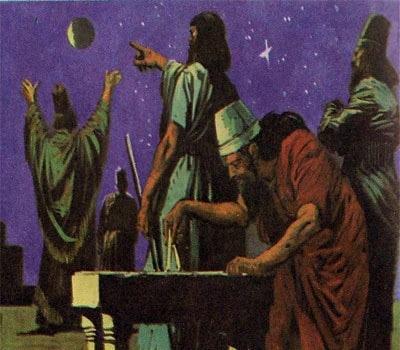 Венера - древние астрономы