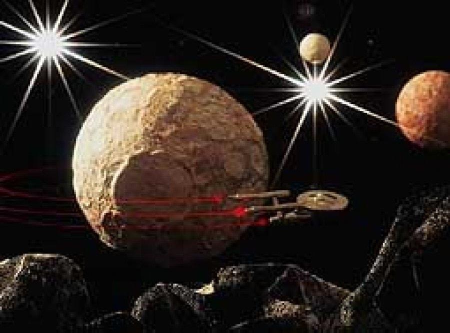 Гравилёт - гравитационный космический транспорт
