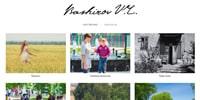 Сайт-портфолио фотографа Баширова Вячеслава