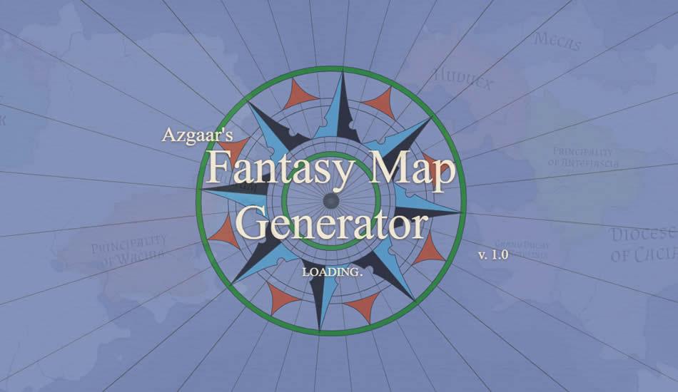 Генератор карт Azgaar'а