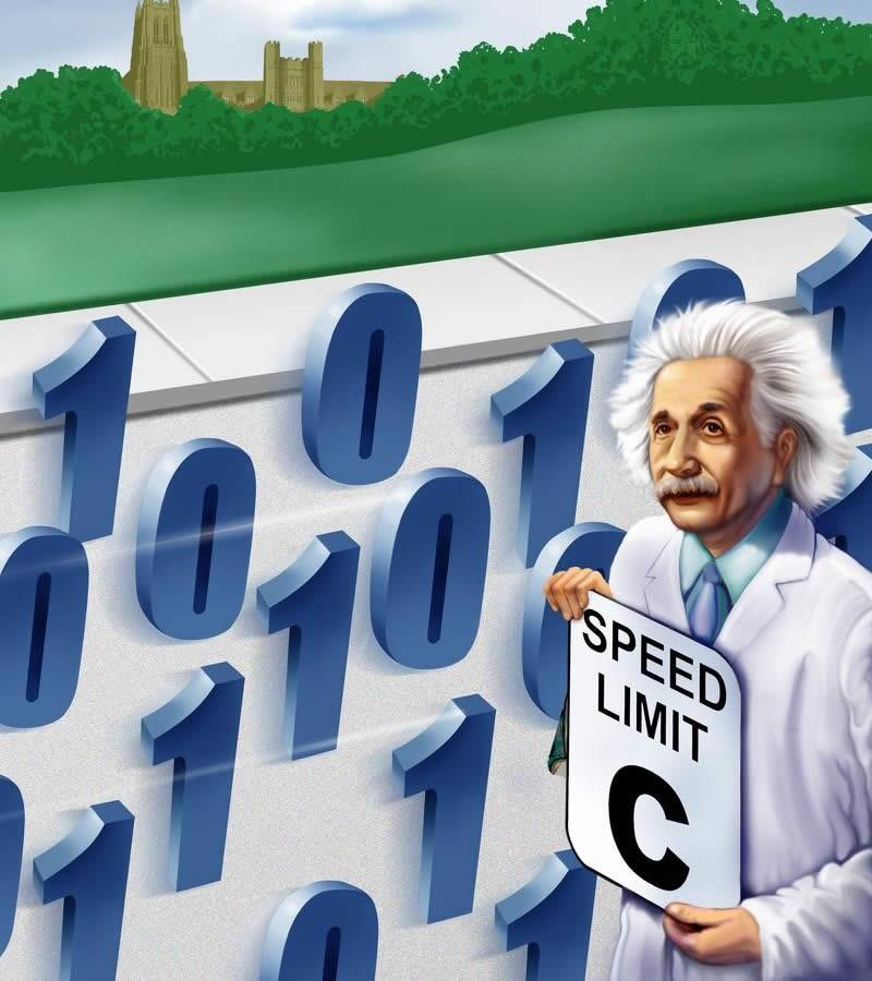 Субсветовая и сверхсветовая скорость - Эйнштейн