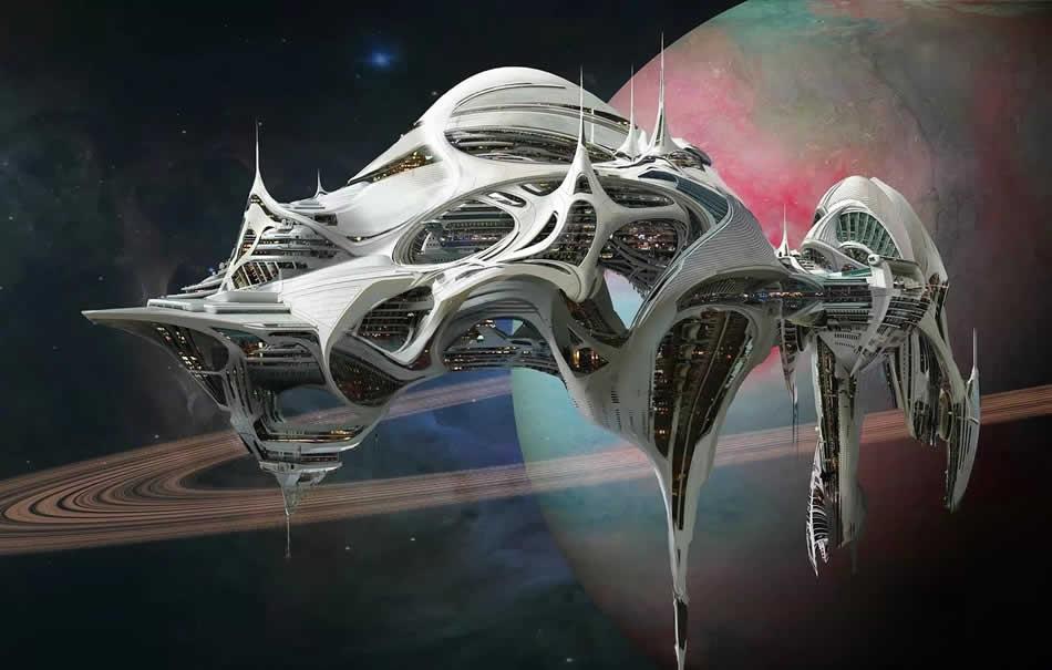 Орбитальные космические станции