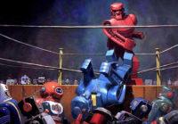 Спорт - бокс роботов