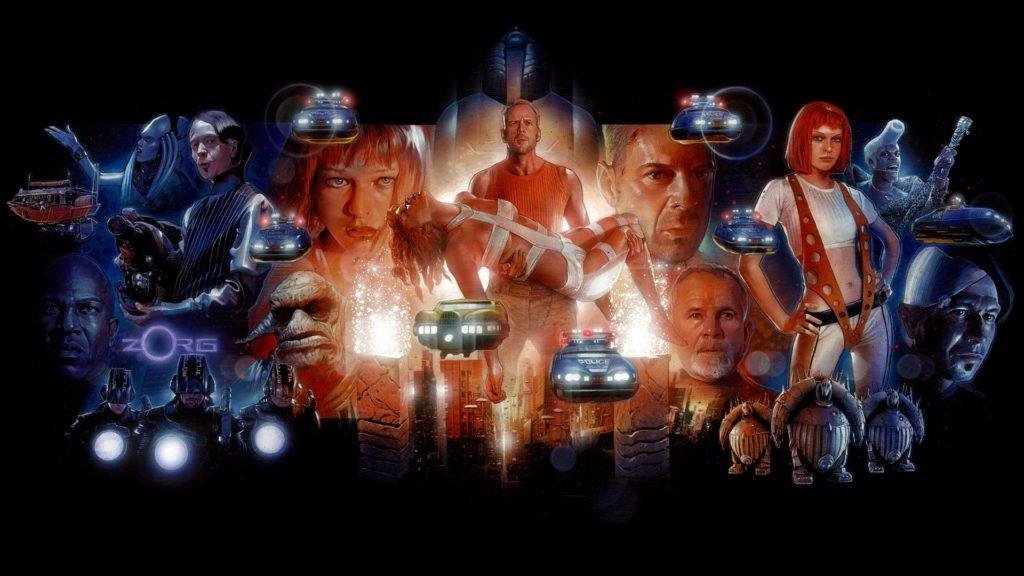 «Пятый элемент» – кино на все времена