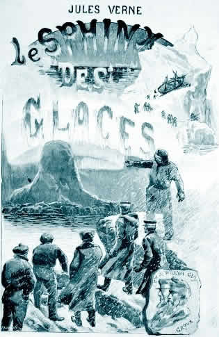 Антарктида - Жюль Верн
