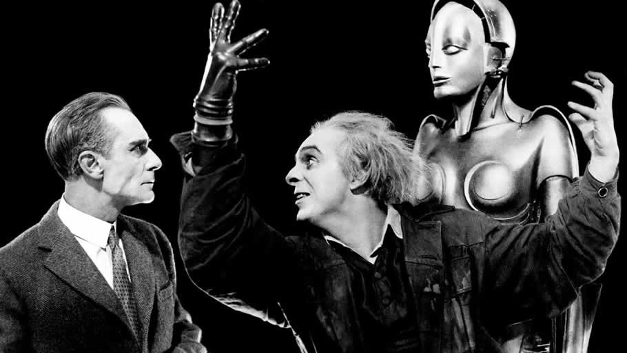 Андроиды - «Метрополис» (1926  г.)