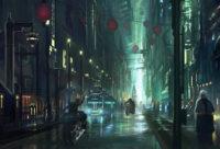 Улицы и переулки в фантастике