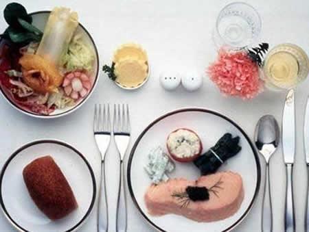 Пища и еда в фантастике