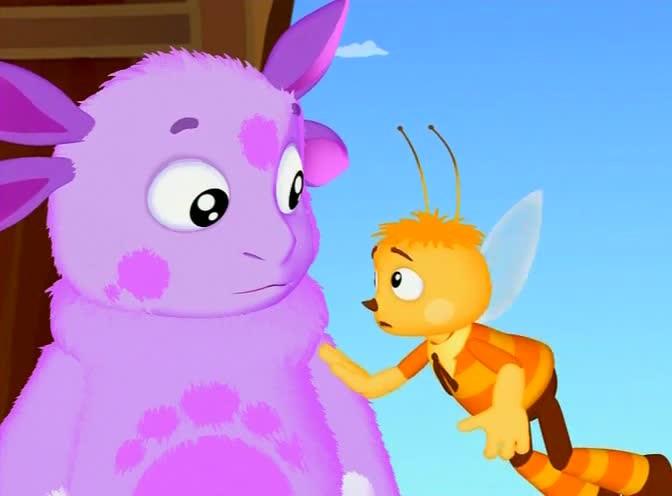 Пчёлы в фантастике - лунтик