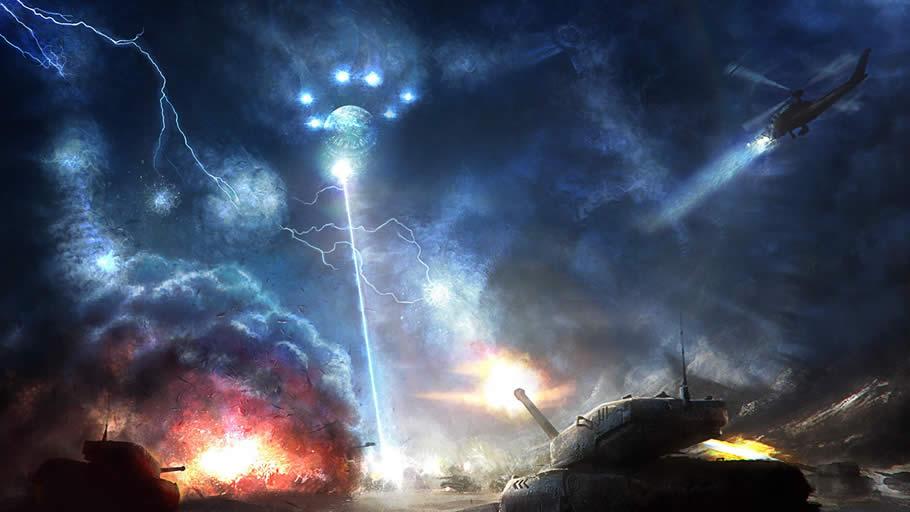 НЛО в фантастике - кто бы мог подумать
