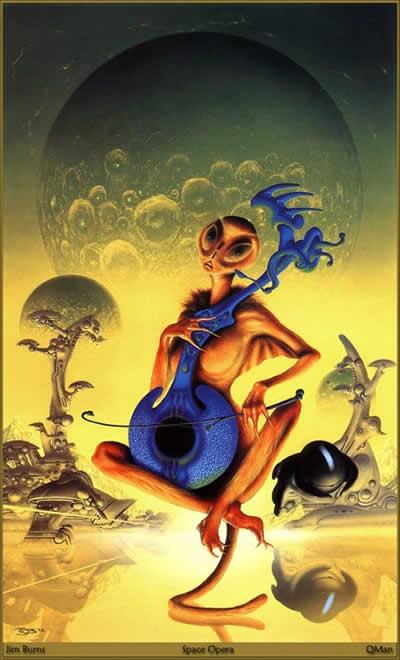 Музыка в фантастике