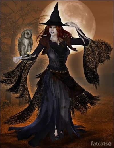 Ведьмы в фантастике