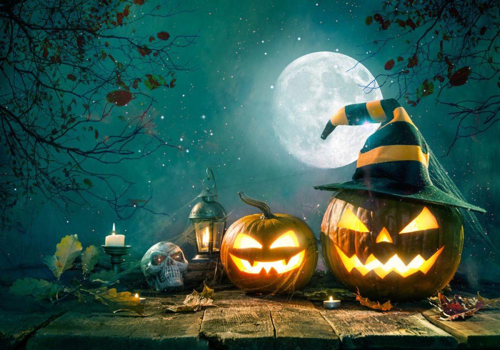 От Хеллоуина не сбежать